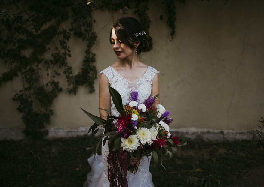 Con el atardecer como testigo de nuestra unión: La boda de Arely y Jonathan