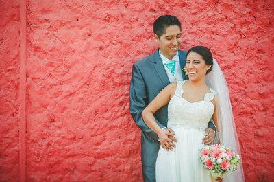 Emily y Pedro, un amor que nos muestra su dulzura y espontaneidad al máximo