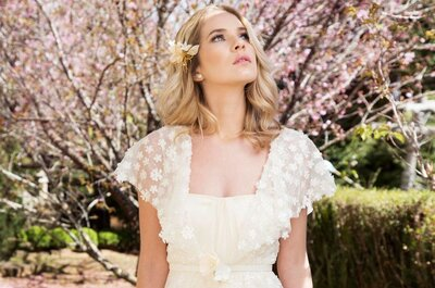 Como escolher o vestido de noiva para casamento civil: lindos e modernos