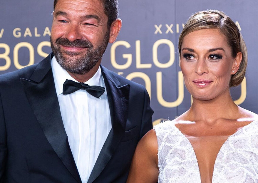 Marcantonio Del Carlo e Iolanda Laranjeiro vão ser pais!
