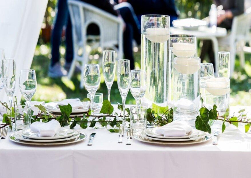 Il migliore allestimento con l'eccellenza della gastronomia: Clic Service Eventi