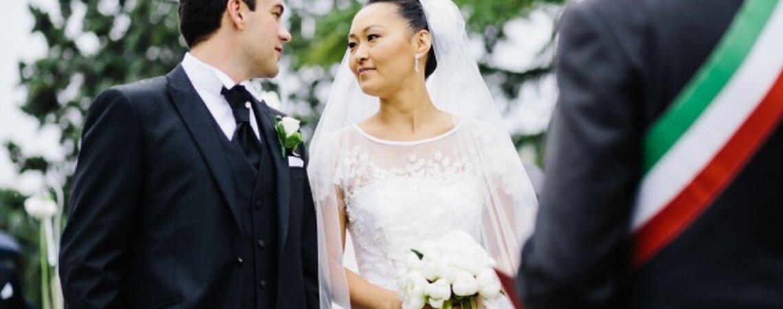 Il Tempo Delle Mele Verdi: Il Real Wedding Di Venera E