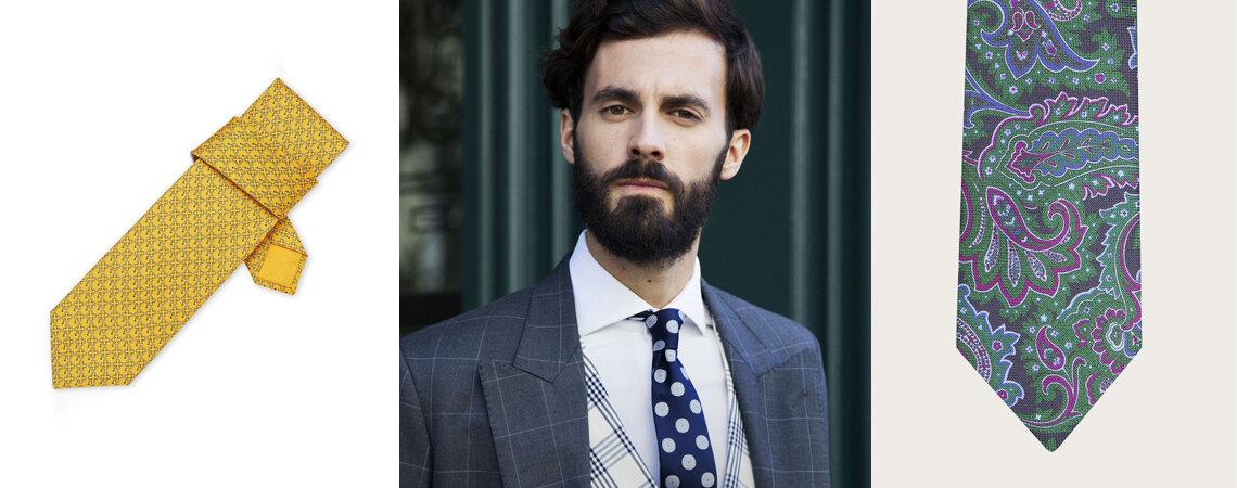 Krawat dla pana młodego: niezbędny dodatek ślubny