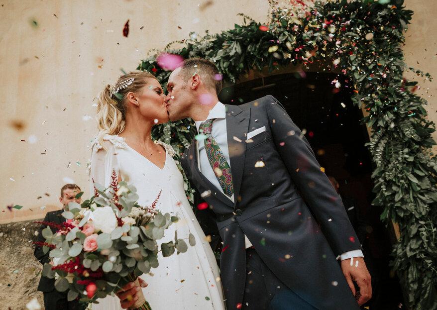 """Las bodas en la """"nueva normalidad"""": ¿cómo serán luego del Covid-19?"""