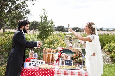 Por qué celebrar un banquete tipo cóctel: 7 razones que te convencerán