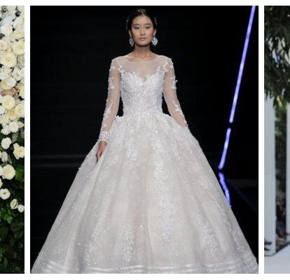 Mooiste Bruidsjurken.De 100 Meest Spectaculaire Trouwjurken Voor 2019