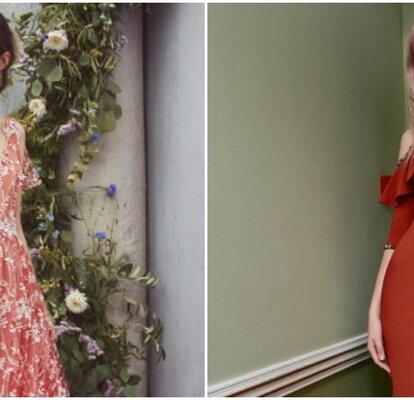 Rode feestjurken: de beste look voor een prachtige bruiloftlook!