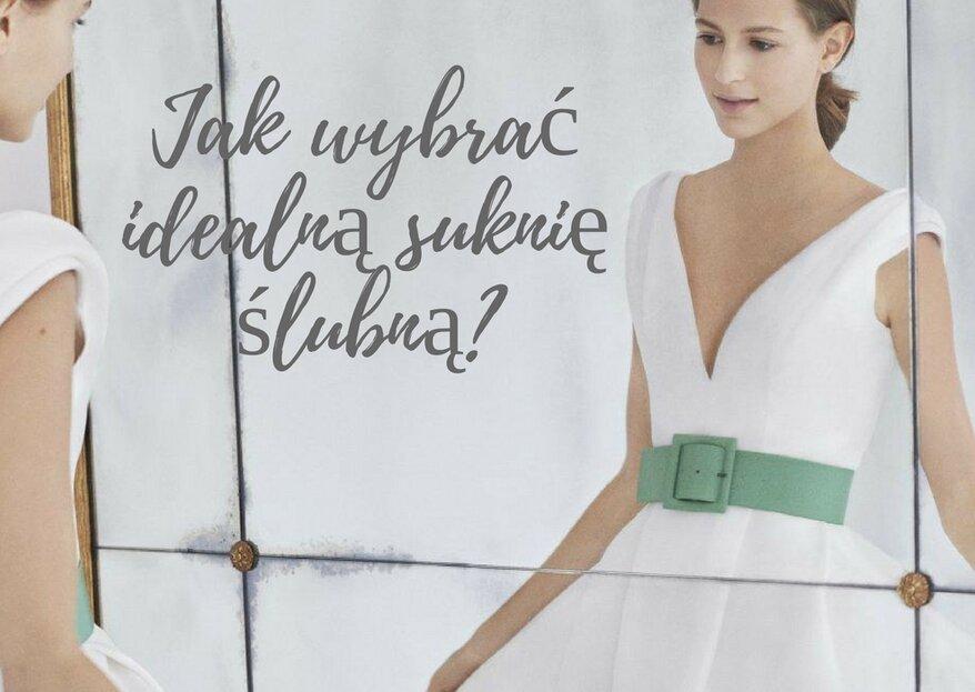 Jak wybrać suknię ślubną? 5 złotych rad!
