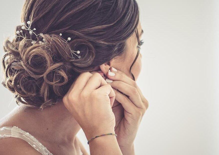 Toucados para noivas: as peças mais sofisticados para o look mais in!