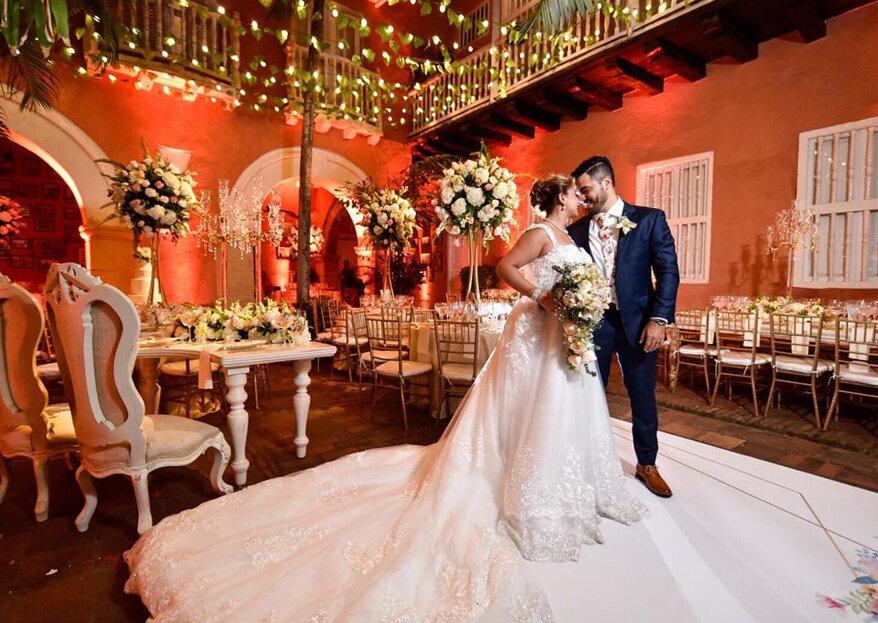 Casa Fernandez De Madrid es calidez, diversión y tradición para una boda fascinante