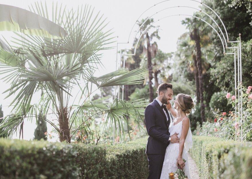 Tenuta Frizzoni è il posto del cuore per chi sogna un matrimonio bucolico, raffinato ed esclusivo