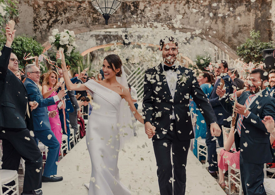 Los 10 aspectos que tienes que tener en cuenta para celebrar una boda de lujo