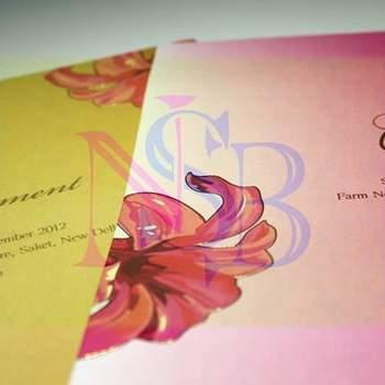 Photo: Neha Singh Bhatia Invitations.