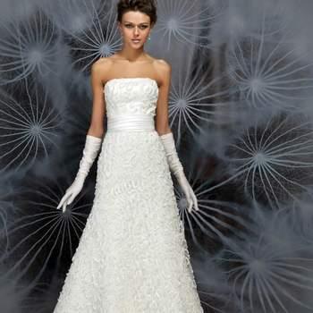 Robe de mariée Oksana Mukha 2013, modèle Ligia