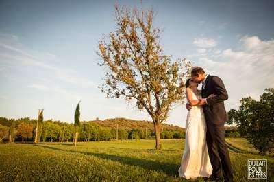 Le mariage bohème d'Olivia et Alexandre, capturé avec émotion par Du Lait pour les Fées