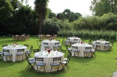 Les lieux de r ception originaux pour votre mariage paris - Mariage dans son jardin ...