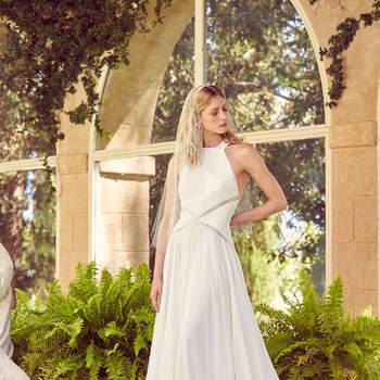 Robe de mariée collection Majesté modèle Rome - Crédit photo: Margaux Tardits