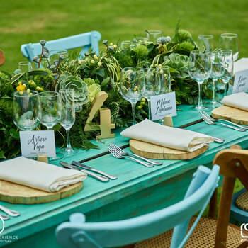 Créditos: Luxury Events Wedding Planner