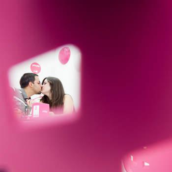 Un beso dice mucho de lo que siente la pareja.