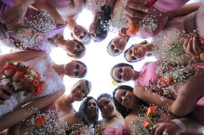 Bonitas imágenes capturadas por Aura Studio: cuenta con ellos para tu boda