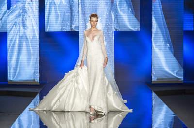 Collezione sposa Amelia Casablanca 2016: abiti lussuosi e sorprendenti