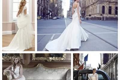 Tante idee da rubare per il tuo matrimonio dalla White Gallery 2014: London calling!
