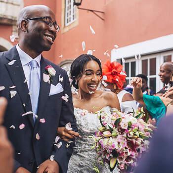 Casamento de Nanya & Chijioke   Foto: Aguiam Wedding Photography