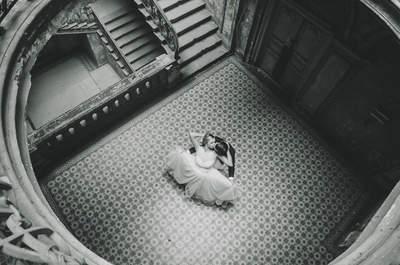 Piękne video ślubne: