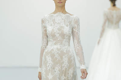 Свадебные платья из кружева 2016: самые роскошные невесты
