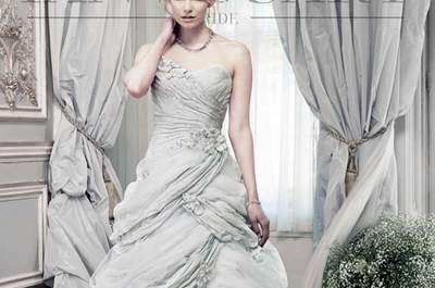 Impressive Bridal Gowns by Ian Stuart for 2015
