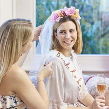 Velo Bride To Be- Compra en The Wedding Shop