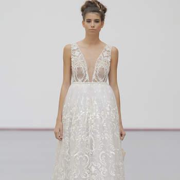 Créditos: Noemi Vallone   Madrid Bridal Week