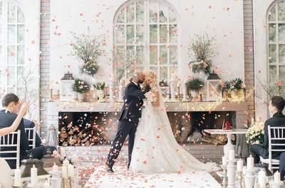 ТОП10: место проведения свадьбы в Москве