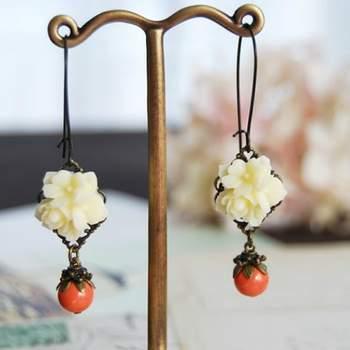 Ideal para noivas que buscam um look bohemio. Foto: Swarovski