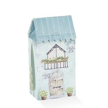 Grande maison au toit bleu 20 pièces -  The Wedding Shop !