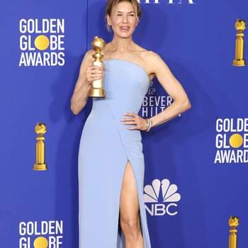 Renée Zellweger de Giorgio Armani. Credits Cordon Press