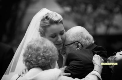 ¿Cómo hacerle entender a tus padres y a tus suegros que no es su boda sino la tuya?