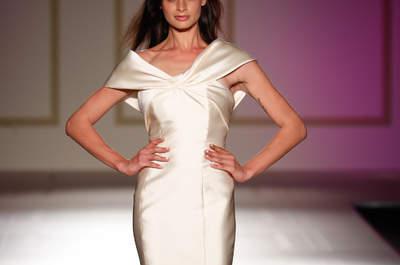 Los mejores vestidos de novia corte sirena con los que impresionar. ¿Te los vas a perder?