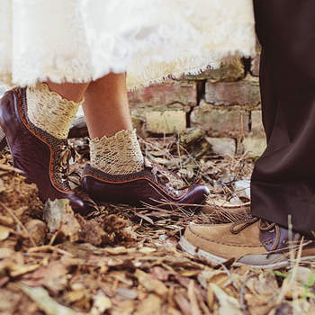 Foto de Green Wedding Shoes.