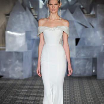 Créditos: Mira Zwillinger, New York Bridal Week