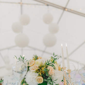 Foto: Bina Terré Photography / Floristik: Wedding & Event Design Studio