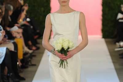 Весна от Oscar de la Renta 2015