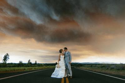 Rien ne peut ruiner votre mariage ! Découvrez de surprenantes photos !