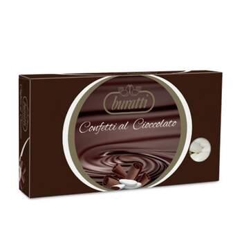 Dragées Buratti au chocolat noir extra - Achetez sur The Wedding Shop !