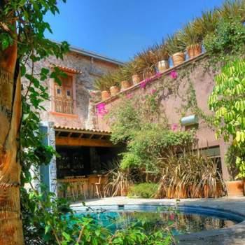 Foto: El Mesón Hotel San Miguel Allende.