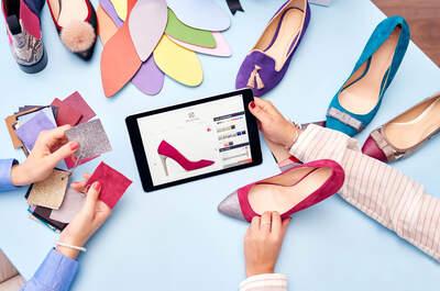 Den Brautschuh einfach selbst entwerfen – ShoeVita gibt kreativen Bräuten Tipps