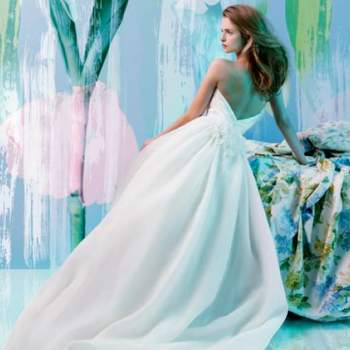 O vestido de noiva é uma escolha muito particular e deve seguir o estilo da noiva. Veja a linda coleção Fiorinda, de Carlo Pignatelli e inspire-se na elegância dos modelos do estilista italiano.