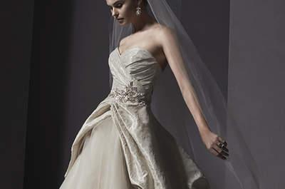 Sottero & Midgley Spring 2015 Collection: Unique Bridal Elegance