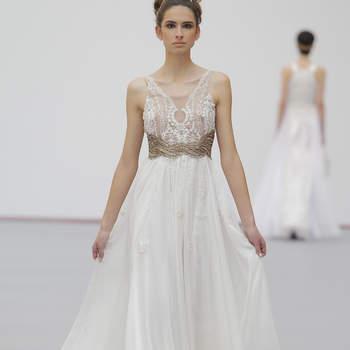 Noemi Vallone. Credits: Madrid Bridal Week