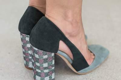 Deja huella con unos zapatos de Hannibal Laguna en tu próxima boda: ¡consíguelos gratis!